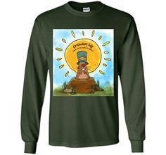 Happy Groundhog Day T-Shirt 2017 2nd February