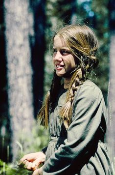 Laura Ingalls from Little House On The Prairie