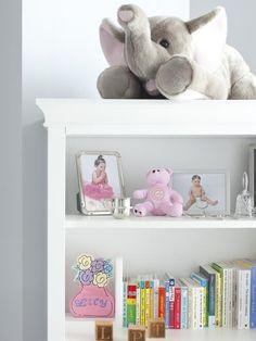 Small Urban Nursery Makeover : Rooms : Home & Garden Television