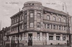 PRVOREBUBLIKOVÁ Mladá Boleslav - Třída Václava Klementa MLADÁ BOLESLAV Peru, Multi Story Building, Louvre, Travel, Turkey, Viajes, Destinations, Traveling, Trips