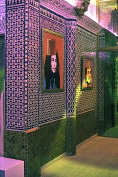 The Djellabar bar: or a tale of where to drink in Marrakech - My Marrakesh - wall inspiration