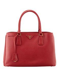 Bergdorf Goodman, Red Tote Bag, Prada Saffiano, Prada Bag, Neiman Marcus,  Work Hard, Designer Handbags, Honey, Kisses a3f9bf1465