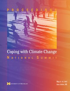 Coping with Climate Change: National Summit Proceedings