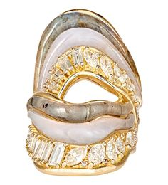 Fernando Jorge Stream Cycle Ring, available at Barneys