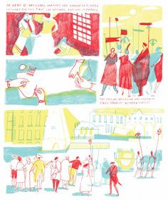 Rachel Gannon / Illustrator - Designer - Educator