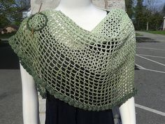 Ravelry: Project Gallery for Tequila Sunrise Crescent pattern by Nancy L Drew $4.00