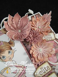 Cheery Lynn Designs Blog: Build A Flower