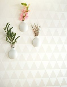 Contemporary Wallpaper, pattern number from the BLACK & LIGHT range. Lit Wallpaper, Wallpaper Online, Pattern Wallpaper, Gold Triangle Wallpaper, Contemporary Wallpaper, Wall Treatments, Basic Colors, Designer Wallpaper, Modern Interior Design