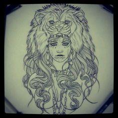 Inspo for Freyja