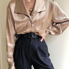 Korean Fashion Trends, Korea Fashion, Japan Fashion, Looks Street Style, Looks Style, Mode Outfits, Fashion Outfits, Womens Fashion, Stage Outfits