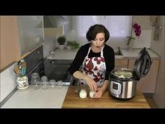 Learn To Make Yogurt With Instant Pot From Scratch! | Fast Healthy Cooking