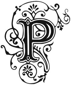 Briar Press typographic ornament | free for non-commercial work