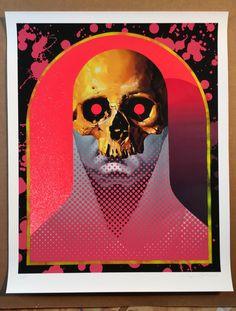 Image of Destroyer Of Egos Artist Proof Print