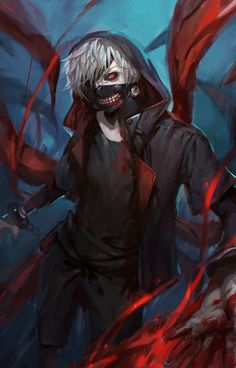 Best Dark Anime Characters, Movies, & Series for adults to watch online. The scariest dark anime & the top darkest anime girl & boy characters. Foto Tokyo Ghoul, Manga Tokyo Ghoul, Ken Kaneki Tokyo Ghoul, Tokyo Ghoul Drawing, Kaneki Ken Cosplay, Tokyo Ghoul Cosplay, Art Manga, Manga Anime, Anime Art
