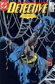 TALES FROM THE KRYPTONIAN: Norm Breyfogle´s Batman - a different ...