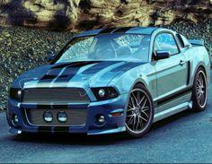 2012 Shelby Mustang GT500 Konquistador