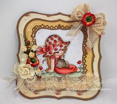 Passion Creations: Whimsy's March Release Showcase Day 4 - GDT card