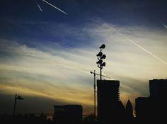 Shooting stars in #frankfurt #germany #pins #clips