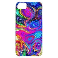 Color Chaos iPhone 5c Case