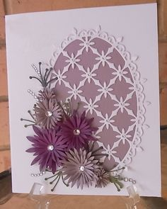 Billedresultat for Heartfelt Creations Delicate Asters Die set