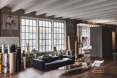 artist,loft,design,decoration,deco,lakecomo