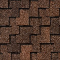 Best Uniquely Shaped Sienna Shingles From Gaf Sienna 400 x 300