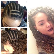 Crochet Hair Online Uk : about Twisted - Hair Braiding on Pinterest African American Braids ...