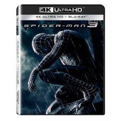 Blu-ray Spider-Man 3, UHD + BD, CZ dabing | Elpéčko - Predaj vinylových LP platní, hudobných CD a Blu-ray filmov Spiderman, Sci Fi, Fantasy, Spider Man, Science Fiction, Fantasy Books, Fantasia, Amazing Spiderman