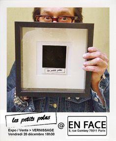 Exhibition Les petits polas