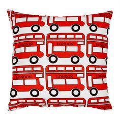 London Bus Cushion                                                                                                                                                                                 More