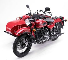 Ural launch 'Red October' sidecar | MCN
