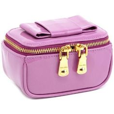 #jewelry box perfect for travel.  Bring all your favorite #bling!