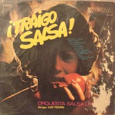 Orquesta Salsa Latina - ¡Traigo Salsa! (Vinyl, LP, Album) at Discogs