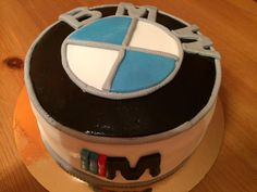 Home made Cake for boys:) Bmw Cake, Cakes For Boys, Homemade Cakes, Amazing Cakes, Cake Decorating, Desserts, Food, Tailgate Desserts, Deserts