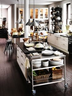 Ikea Inspired Kitchen