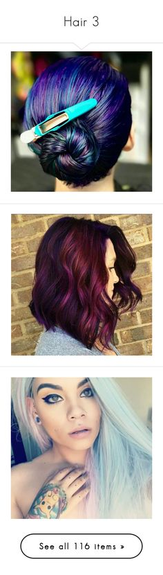 """""""Hair 3"""" by dani-loves-wwe-music ❤ liked on Polyvore featuring perrie edwards, beauty products, haircare, hair styling tools, hair, hairstyles, wigs, jewelry, shoes and beauty"""