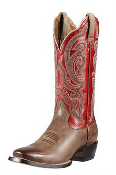 Sizzlin! Ariat Women's Angelica Cowgirl Boots