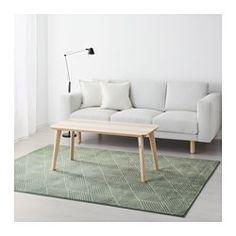 IKEA - STENLILLE, 短毛地毯, 厚實絨毛觸感,柔軟舒適,亦能吸音人造纖維材質,耐用、抗污又易保養