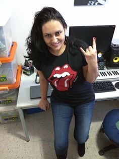 Rock and Roll! Rock And Roll, T Shirts For Women, Tops, Fashion, T Shirts, Moda, Rock Roll, Fashion Styles, Rock N Roll