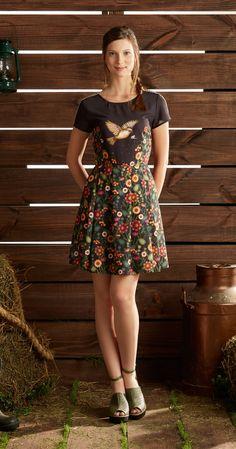 Só na Antix Store você encontra Vestido Molhando as Flores com exclusividade na internet