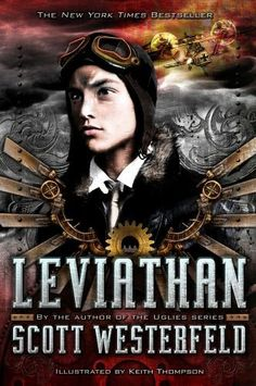 Leviathan by Scott Westerfeld: Super fast young adult read, I finished the entire trilogy in a week. It re-imagines WWI as a conflict between nations that build machines (steampunk) and nations that evolve biological weapons, like a giant floating whale ship. Enjoyable and not too serious.