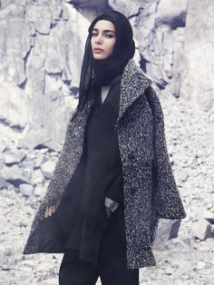 #åhléns #mode #scarf Raincoat, Jackets, Dresses, Fashion, Fashion Styles, Rain Jacket, Down Jackets, Vestidos, Moda