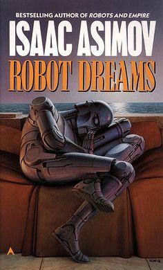 robot dreams....
