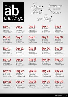 Ab Challenge - doin this! Great for the kids. After they meet the challenge I take them out for an outfit or something :-)