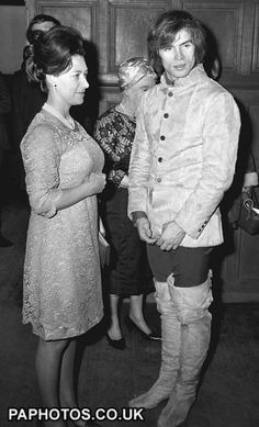 An poster sized print, approx (other products available) - Princess Margaret and Rudolf Nureyev during a reception at the Royal Academy of Dancing in Knightsbridge, London. - Image supplied by PA Images - poster sized print mm) made in Australia Male Ballet Dancers, Dance Ballet, Margaret Rose, Margot Fonteyn, Mikhail Baryshnikov, Nureyev, Ballet Beautiful, Modern Dance, London Photos