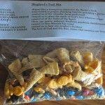 Youth Ministry Retreat Snack Idea