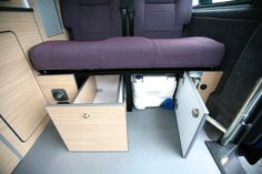 Conversion Gallery   VW T5 Campers   Kitchen Pods   Flat Pack   EVO Design