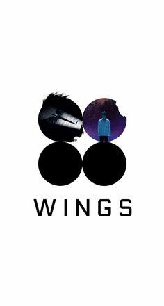 BTS WINGS #BEGIN #LIE