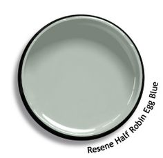 Resene Half Periglacial Blue is a gently chilled watery blue, with influences of green and grey. View this and of other colours in Resene's online colour Swatch library Green Paint Colors, Interior Paint Colors, Paint Colors For Home, Duck Egg Blue House, Resene Colours, Colour Schemes, Colour Chart, New Home Designs, Grey Paint