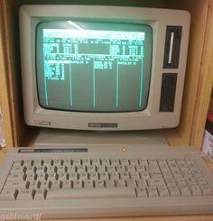 Ordenador Amstrad PCW8512